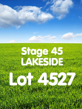 Cnr Stern & Wattle St, Spring Farm (Lot 4527 - Lakeside)