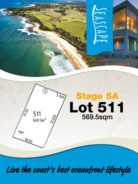 Lot 511 - Seascape Village